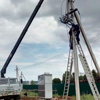 Строительство Воздушных линий электропередач (ВЛ)