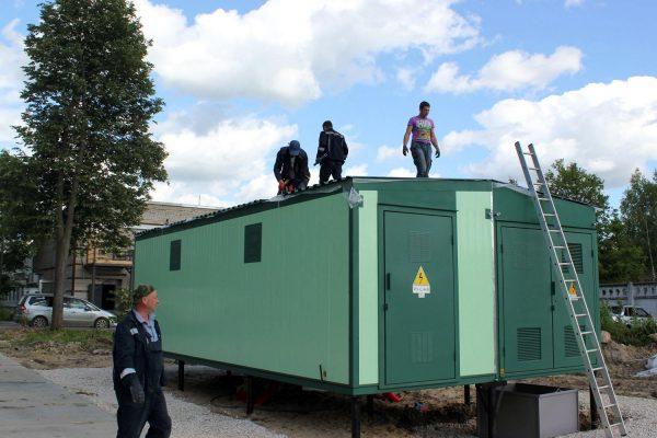 комплектная трансформаторная подстанция Серпухов